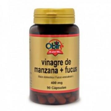 Vinagre de Manzana y Fucus...