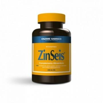 Zinseis Zinc + B6 60...