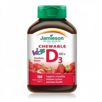 Vitamina D3 Kids 400 UI...