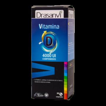 Vitamina D3 4000UI 90...