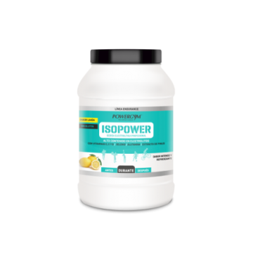 Isopower 1.600g Limón Powergym
